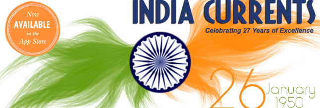 india currents banner