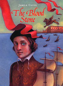 The Blood Stone by Jamila Gavin