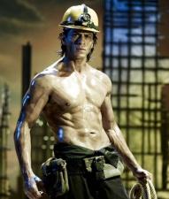 Construction worker hai