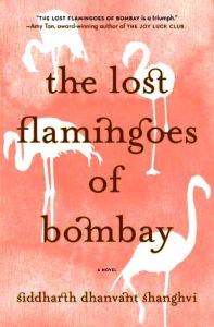 The Lost Flamingoes of Bombay by SDS