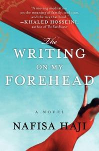 The Writing on my Forehead by Nafisa Haji