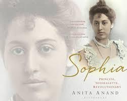 Sophia-Princess, Suffragette, Revolutionary