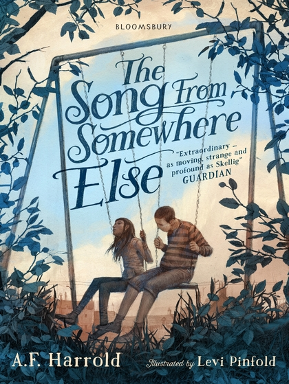 The Song From Somewhere Else by A.F. Harrold