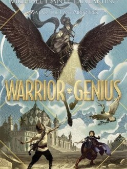 Warrior Genius by Michael Dante DiMartino
