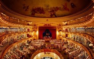 El Ateneo Grand Splendid, Buenos Aires