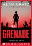 Grenade by Alan Gratz
