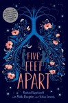 Five Feet Apart by Rachael Lippincott, Mikki Daughtry, and others