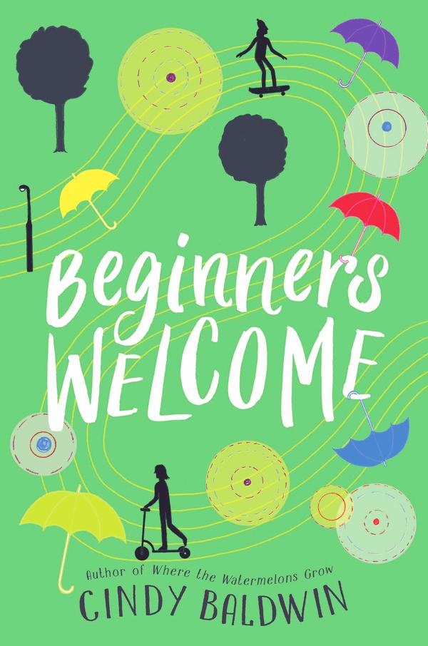 Beginners Welcome by Cindy Baldwin