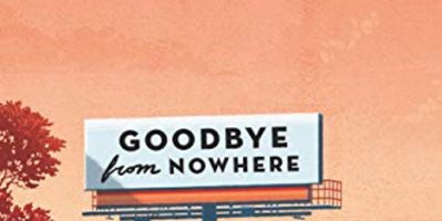 Goodbye from Nowhere by Sara Zarr