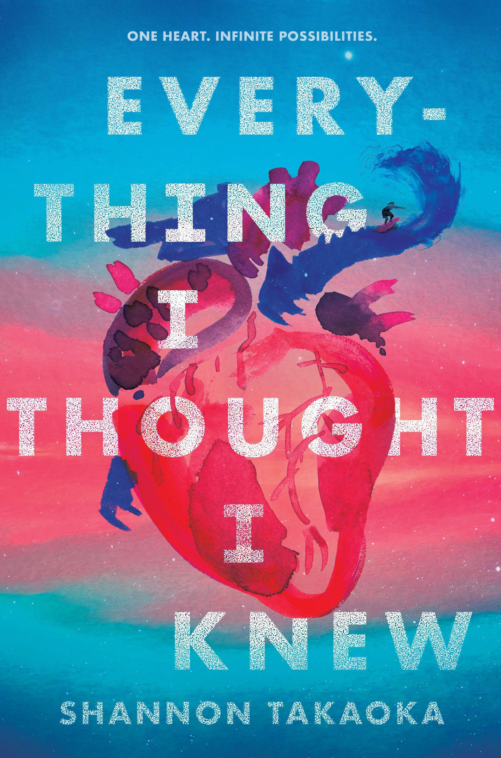 Everything I Thought I Knew by Shannon Takaoka