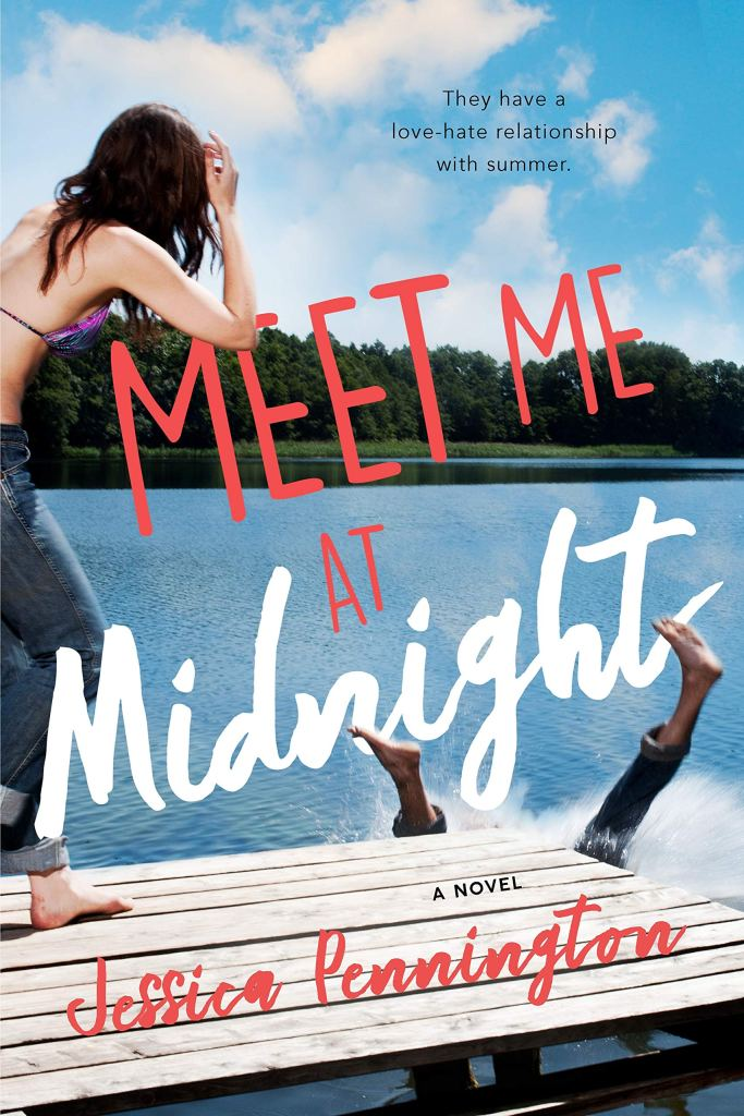 Meet Me at Midnight by Jessica Pennington