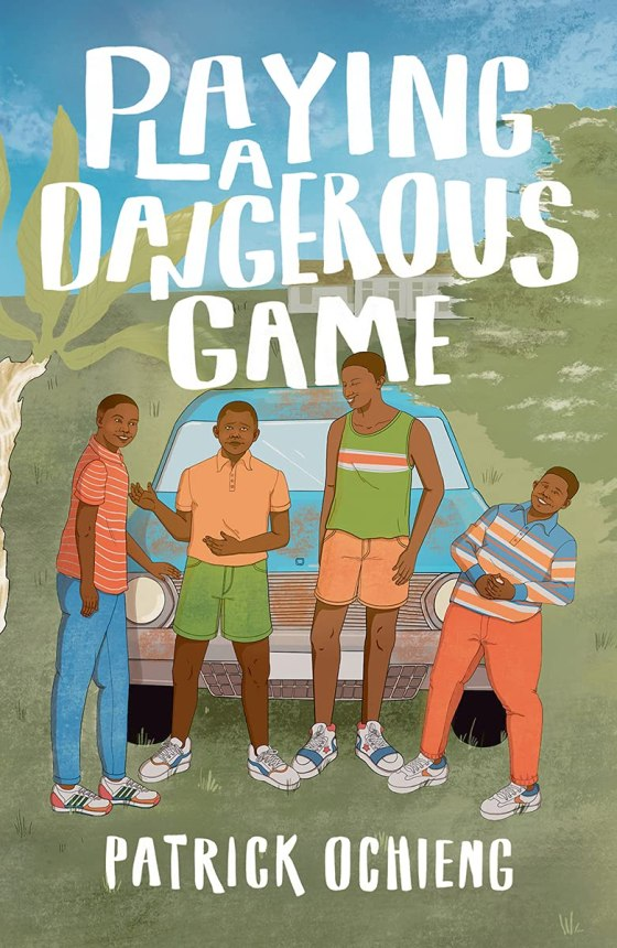 Playing a Dangerous Game by Patrick Ochieng