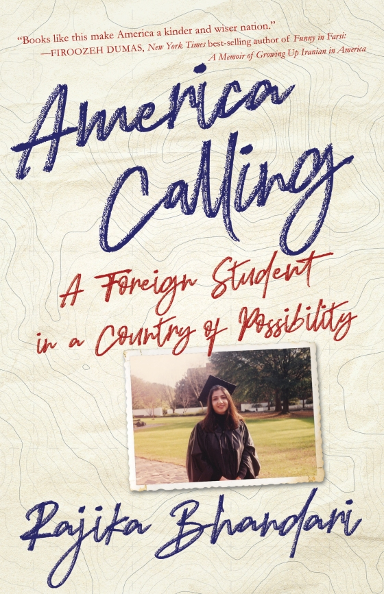 America Calling: A Foreign Student in a Country of Possibility
